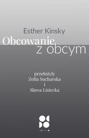 okładka Obcowanie z obcym, Książka | Kinsky Esther
