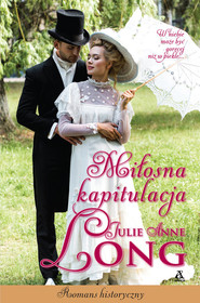 okładka Miłosna kapitulacja, Książka | Julie Anne Long