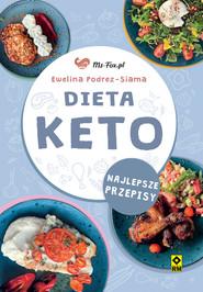 okładka Dieta keto, Ebook | Ewelina Podrez-Siama