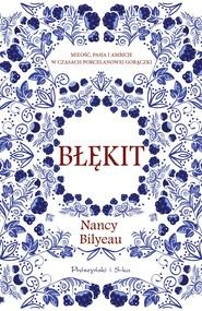 okładka BŁękit, Ebook   Bilyeau Nancy