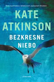 okładka Bezkresne niebo, Ebook | Kate Atkinson