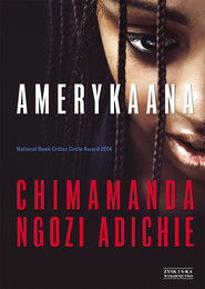 okładka Amerykaana, Ebook | CHIMAMANDA NGOZI  ADICHIE