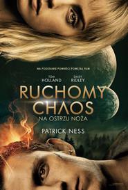 okładka Na ostrzu noża. Ruchomy Chaos, Ebook   Ness Patrick