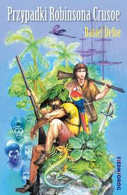 okładka Przypadki Robinsona Crusoe, Ebook | Daniel Defoe