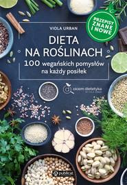 okładka Dieta na roślinach, Ebook | Urban Viola