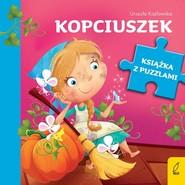 okładka Książka z puzzlami Kopciuszek, Książka | Urszula Kozłowska