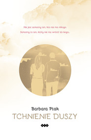 okładka Tchnienie duszy, Książka | Ptak Barbara