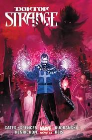 okładka Doktor Strange Tom 4 Doctor Strange: Damnation Complete Collection, Książka |