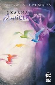 okładka Czarna orchidea, Książka |