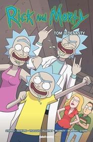 okładka Rick i Morty Tom 11, Książka |