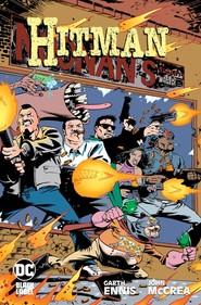 okładka Hitman Tom 4, Książka |
