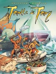 okładka Trolle z Troy Tom 4 vol. 13-16, Książka |