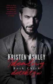 okładka Idealny detektyw, Książka | Kristen Ashley