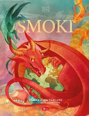 okładka Smoki, Książka | Macfarlane Tamara