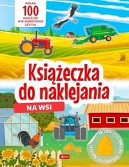 okładka Na wsi Książeczka do naklejania, Książka   null null