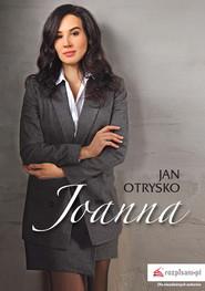 okładka Joanna, Książka | Otrysko Jan