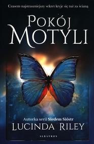 okładka Pokój motyli, Książka | Lucinda Riley