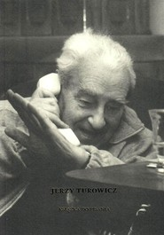 okładka Jerzy Turowicz Książka do pisania, Książka | Anna Mateja, Elżbieta Jogałła