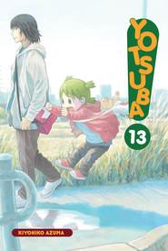 okładka Yotsuba! 13, Książka | Azuma Kiyohiko