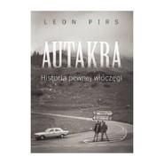okładka Autakra Historia pewnej włóczęgi, Książka | Pirs Leon