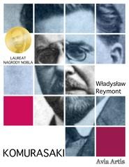 okładka Komurasaki, Ebook | Władysław Reymont