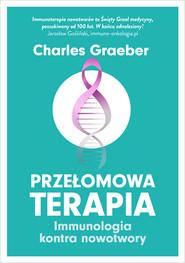 okładka Przełomowa terapia, Książka | Charles Graeber