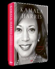 okładka Kamala Harris. Pierwsza biografia, Książka | Dan Morain