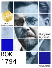 okładka Rok 1794, Ebook | Władysław Reymont