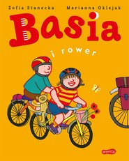 okładka Basia i rower, Ebook | Zofia Stanecka, Marianna Oklejak