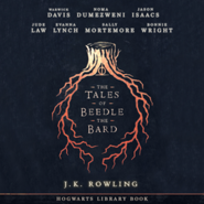 okładka The Tales of Beedle the Bard, Audiobook | J.K. Rowling