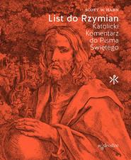 okładka List do Rzymian, Książka | Scott W. Hahn