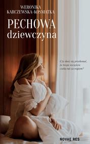 okładka Pechowa dziewczyna, Ebook | Weronika Karczewska-Kosmatka