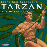 okładka Tarzan wśród małp, Audiobook | Edgar Rice Burroughs
