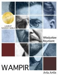 okładka Wampir, Ebook | Władysław Reymont