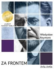 okładka Za frontem, Ebook | Władysław Reymont