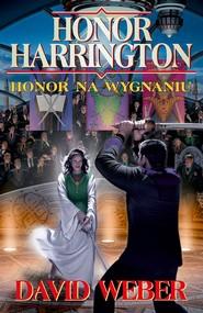 okładka Honor na wygnaniu, Ebook | David Weber