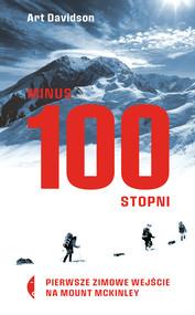 okładka Minus 100 stopni, Ebook | Davidson Art