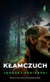 okładka Kłamczuch, Ebook | Jędrzej Pasierski