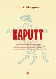 okładka Kaputt, Książka | Malaparte Curzio