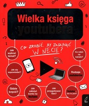okładka Wielka Księga youtubera, Książka |