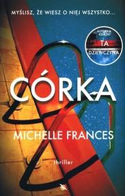 okładka Córka, Książka | Michelle Frances