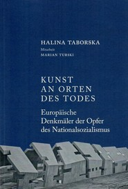 okładka Kunst an orten des todes, Książka | Taborska Halina