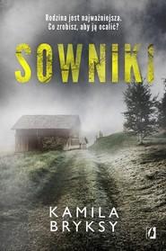 okładka Sowniki, Książka   Bryksy Kamila