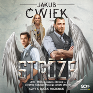 okładka Stróże, Audiobook | Jakub Ćwiek