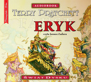 okładka Eryk, Audiobook | Terry Pratchett