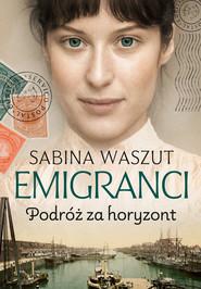 okładka Podróż za horyzont, Ebook | Sabina Waszut