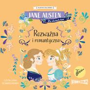 okładka Klasyka dla dzieci. Rozważna i romantyczna, Audiobook | Jane Austen