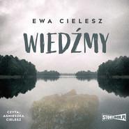 okładka Wiedźmy, Audiobook   Ewa Cielesz