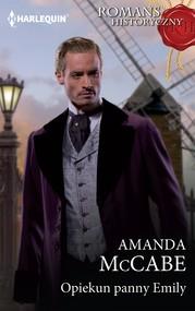 okładka Opiekun panny Emily, Ebook | Amanda  McCabe
