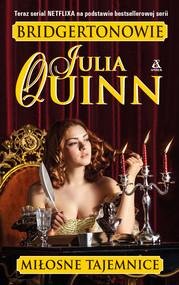 okładka Miłosne tajemnice, Ebook   Julia Quinn